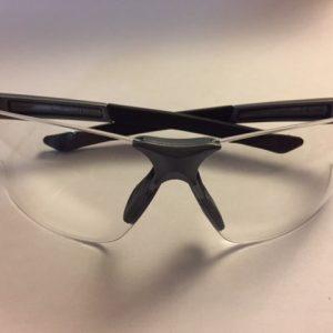 Veiligheidsbril met heldere glazen