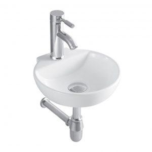 Ardesch Round Design Toilet fontein