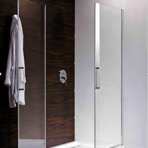 Spa Douchecabine met een deur Quatro 90-90