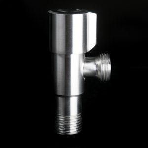 """RVS Hoekstop kraan 3/8 - 1/2 """" TA-Design"""