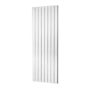 Tira Cavallino Retto designradiator verticaal dubbel middenaansluiting 1800x450mm 1162W wit