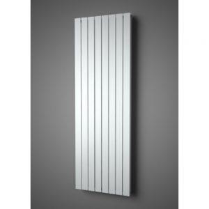 Designradiator verticaal dubbel Serie Tira middenaansluiting 1800x602mm 1549W wit