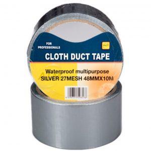Duct tape waterbestendig met hoge kleefkracht voor diverse doeleinden