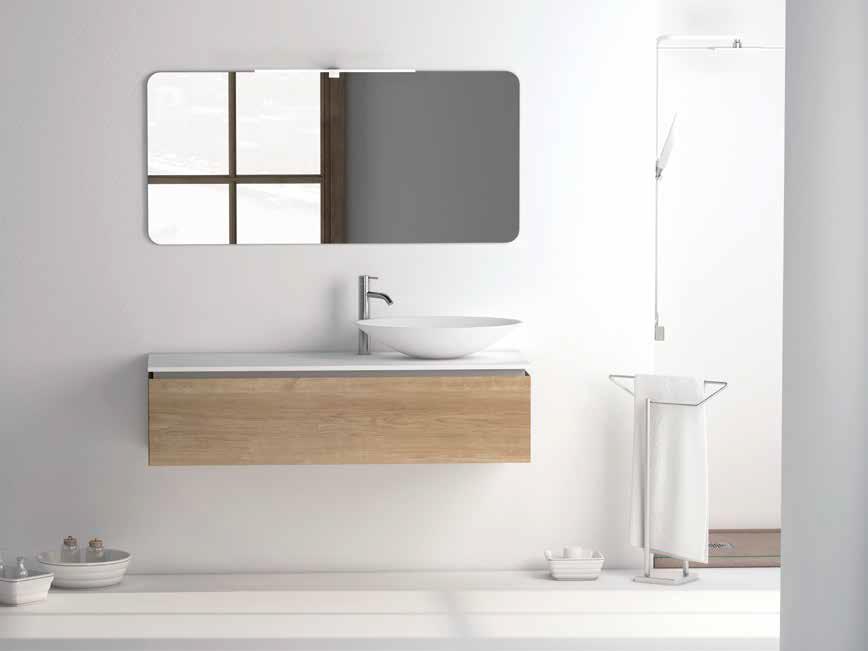 Badkamermeubelset mirona met spiegel cm badvoordeelshop