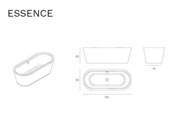 Essence-specificaties